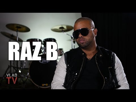 Raz B on Friction Within B2K, Learning That B2K Broke Up on the News (Part 3)