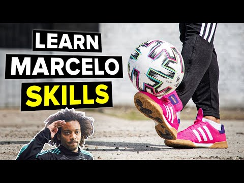 Learn these 3 incredible skills by Marcelo