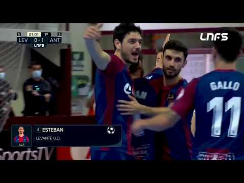 Los Mejores Goles del Levante UD FS en la Temporada 20/21