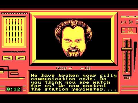 S.D.I. (Master Designer Software, Sculptured Software) (MS-DOS) [1987] [PC Longplay]