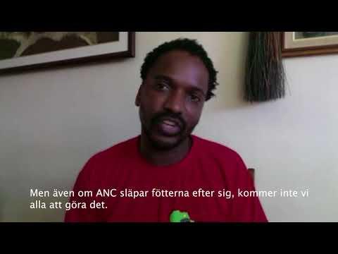 Sydafrikas parlament vill beslagta mark från den vita minoriteten