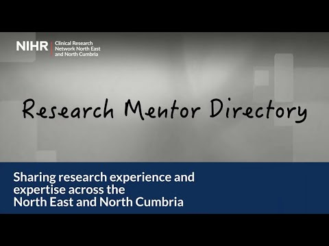 CRN NENC: Research Mentor Directory