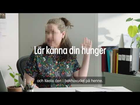 Lär känna din hunger – Kontoret 15 sek