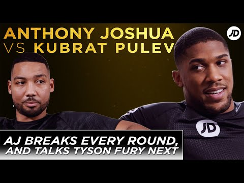 jdsports.co.uk & JD Sports Discount Code video: ANTHONY JOSHUA VS KUBRAT PULEV - ROUND BY ROUND BREAKDOWN | #ROADTOUNDISPUTED