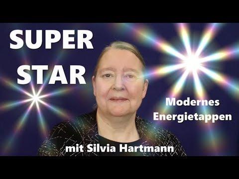 Ich bin ein SuperStar! Modernes Energietappen mit Silvia Hartmann