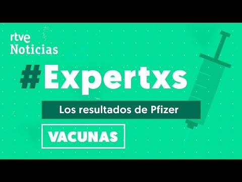 ¿Qué dicen los CIENTÍFICOS de los resultados de la vacuna de PFIZER? | RTVE