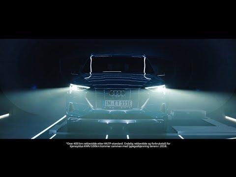 Audi e-tron - komplett SUV