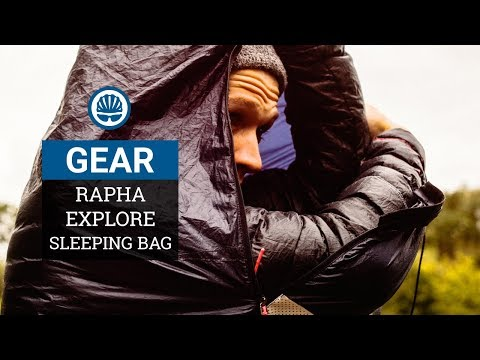Rapha Explore Jacket & Sleeping Bag - Down-Filled Combo Is Light & Pricey