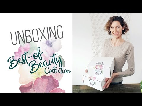 Unboxing the Best-of Beauty Collection