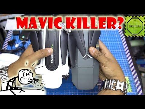 Mavic Killer? es el Hubsan Zino H117S con gimbal de 3 ejes y grabación en 4K | DRONEPEDIA - UC_7j-gR3Mi1rejo6iS7V4Ug
