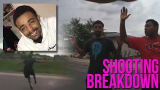 De'Von Bailey shooting breakdown - Colorado Springs