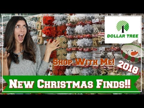 NEW DOLLAR TREE CHRISTMAS FINDS + MORE   CHRISTMAS SHOP WITH ME   Momma From Scratch