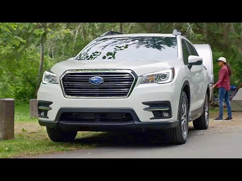 2019 Subaru Ascent ? The Biggest Subaru Ever Built