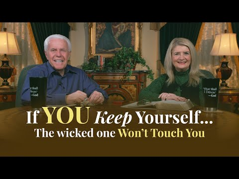 Boardroom Chat: If You Keep Yourselfthe wicked one Wont Touch You  Jesse & Cathy Duplantis