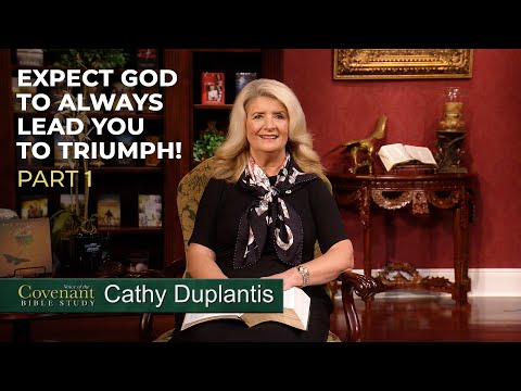 Voice of the Covenant Bible Study, June 2020 Week 1  Cathy Duplantis