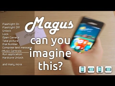 Magus Free 3D Gesture Launcher 1 10 Download APK for Android