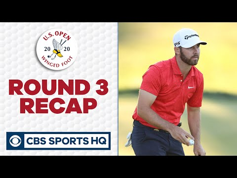 US Open Round 3 Recap: Wolff goes low, aims to be youngest champ since Bobby Jones   CBS Sports HQ