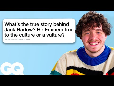 Jack Harlow Goes Undercover on Twitter, Instagram and Wikipedia | GQ