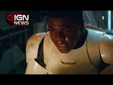 Star Wars: Is Finn a Jedi? - IGN News - UCKy1dAqELo0zrOtPkf0eTMw