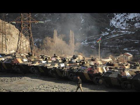 Amnistía Internacional denuncia bajas civiles en Nagorno Karabaj