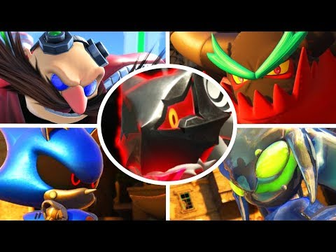 Sonic Forces - All Bosses (S Rank) - UC-2wnBgTMRwgwkAkHq4V2rg
