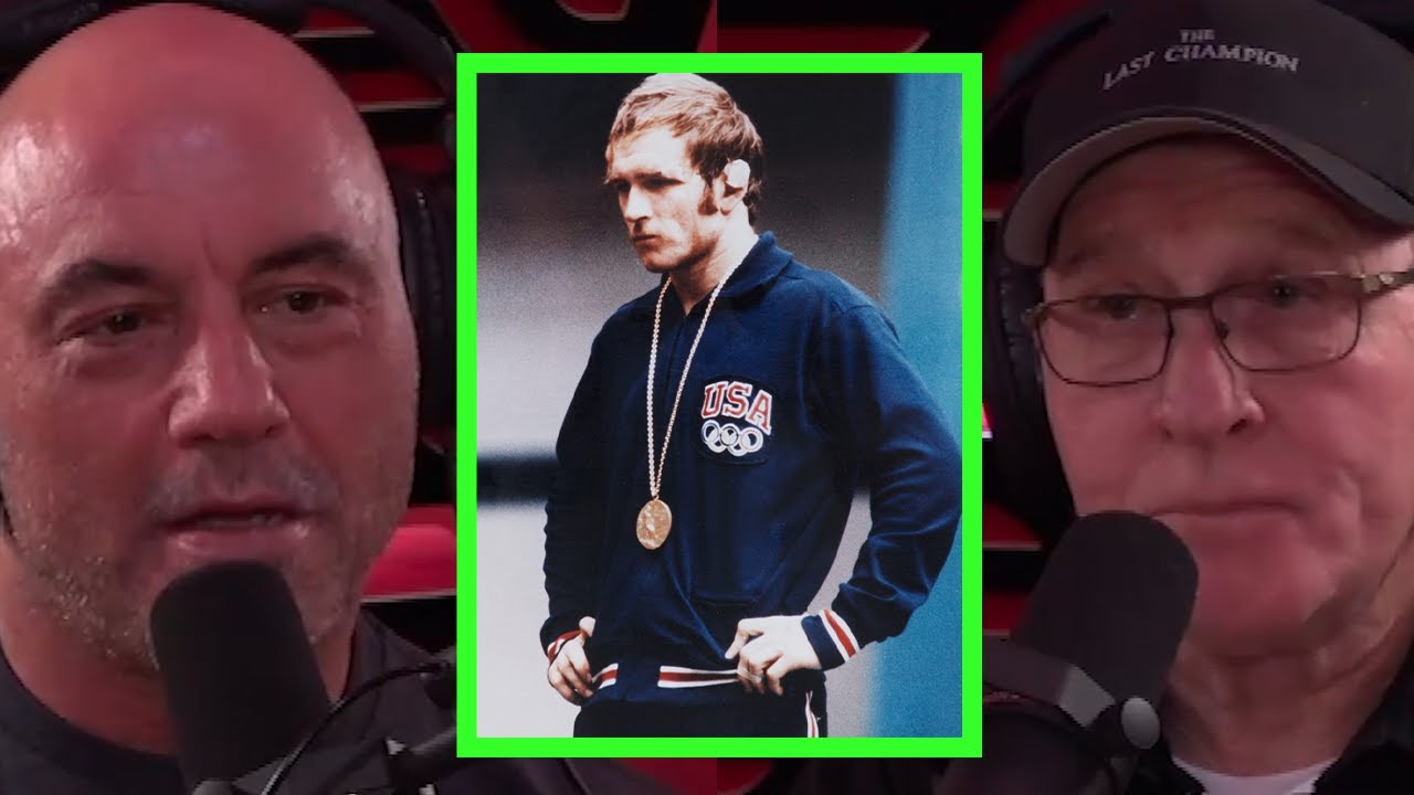 Dan Gable on The Origins of His Mental Toughness