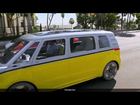 Volkswagen: The future of electric cars
