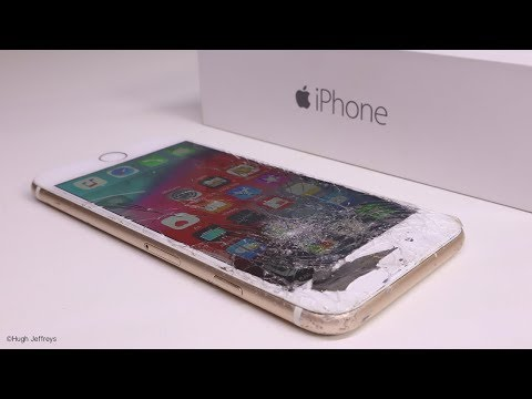 $30 Destroyed iPhone 6 Restoration - Seller Tried to Scam Me?! - UCQDhxkSxZA6lxdeXE19aoRA