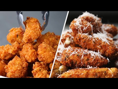 Mouth-Watering Chicken Nugget Recipes ? Tasty Recipes