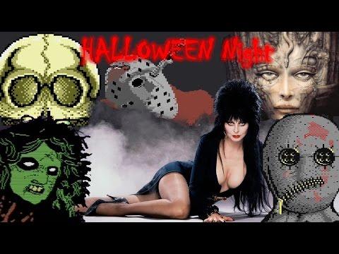 Un día espantoso: Halloween Night | C64 Amiga