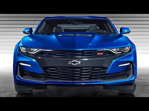 Chevrolet Camaro (2019) Ready to fight Ford Mustang