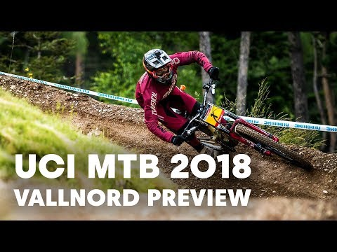 Step into the steep that is the Vallnord downhill race. | UCI MTB 2018 | Preview - UCXqlds5f7B2OOs9vQuevl4A