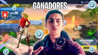 ¡GANADORES DEL SORTEO #2! | Charles