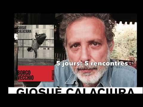 Vidéo de Giosuè Calaciura
