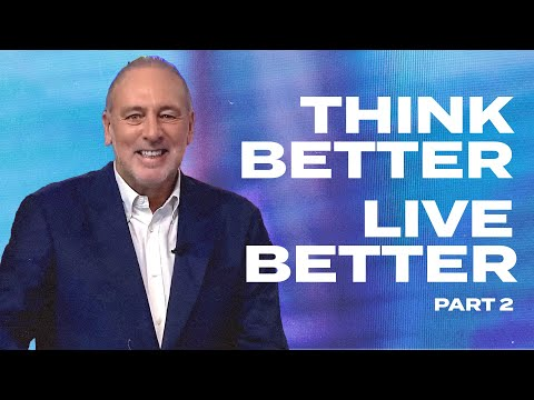 How's your mental health? (part 2)  Brian Houston  Hillsong Church Online