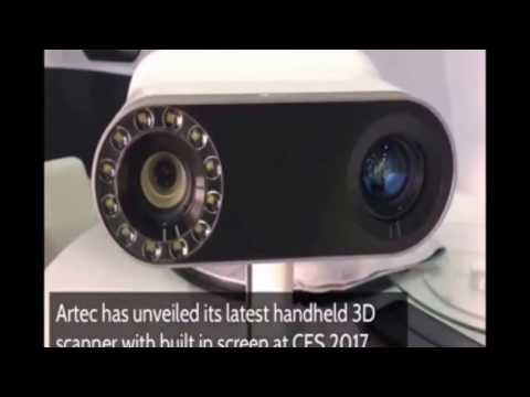 Artec Leo Professional 3D scanning Solutions India