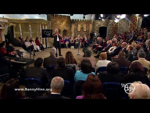 Our God is a Healing God, P3- A special sermon from Benny Hinn