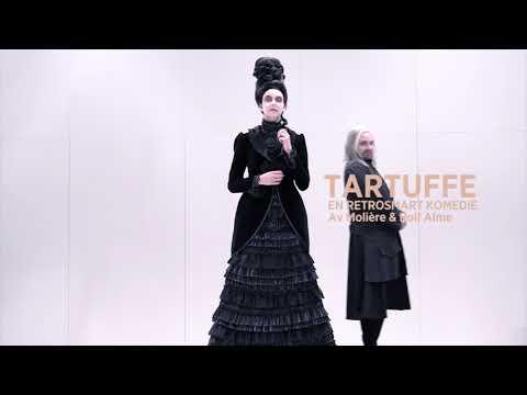 Tartuffe - en retrosmart komedie