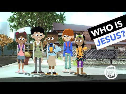 ChurchKids: Who Is Jesus?