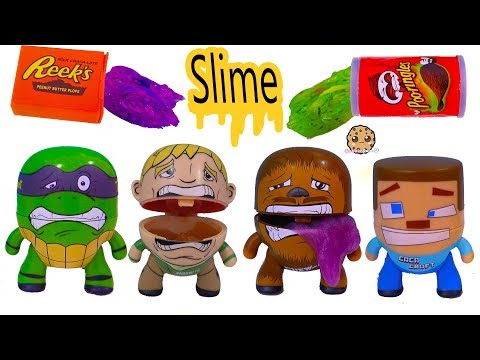 NEW Hungry Hangrees Mystery Food Slime Blind Bags - Video Review - UCelMeixAOTs2OQAAi9wU8-g