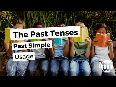 English Grammar - Past Simple -- Usage - Online English Teacher