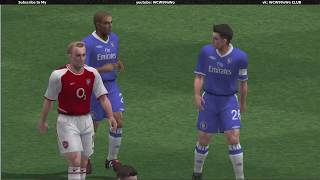 PES 3 - Classic Matches 2003-2004 (Winning Eleven 7 Wendetta 1.3)
