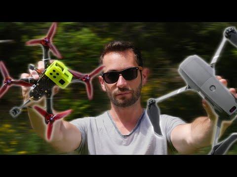 DRONE RACER VS MAVIC 2 PRO ! - UCh6STjEd1d2mu8ufiC9USfw
