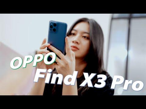 Trải nghiệm OPPO Find X3 Pro 5G - Hiện thân tương lai công nghệ