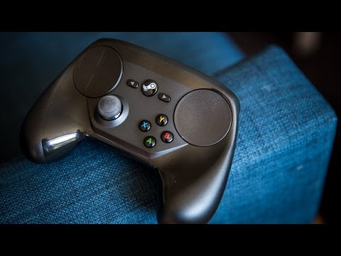 Show and Tell: Valve Software Steam Controller - UCiDJtJKMICpb9B1qf7qjEOA