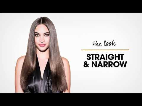 hair tutorial | straight & narrow | party hairstyles