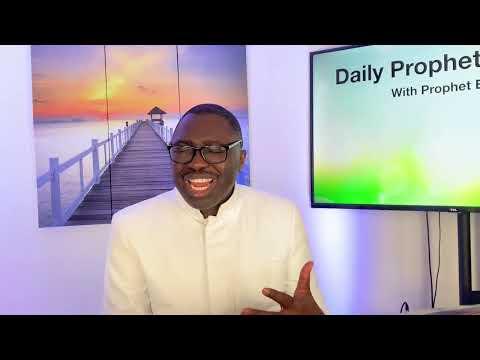 Prophetic Insight September 16,2021