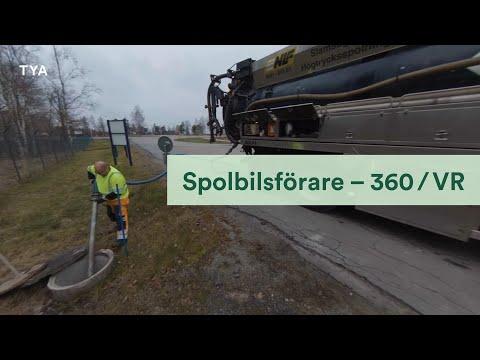 360-film Magnus Sug och spol