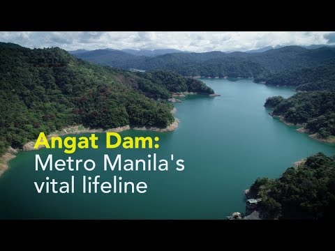 EXPLAINER: The importance of Angat Dam to Metro Manila's water supply