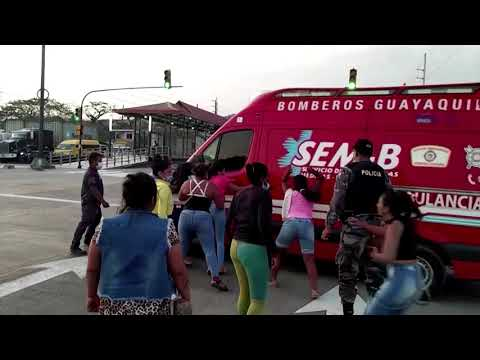 Over 100 dead in Ecuador prison riot